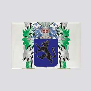 Abba Coat of Arms - Family Crest Magnets