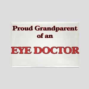 Proud Grandparent of a Eye Doctor Magnets