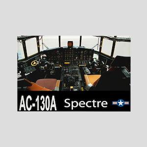 C-130 SPECTRE GUNSHIP Rectangle Magnet