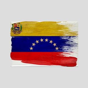 Venezuela Flag Rectangle Magnet