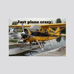 Just plane crazy: Beaver float plane, Alaska Recta