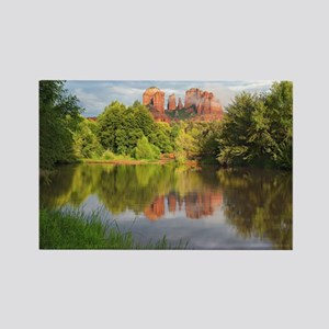 Red Rock Crossing, Sedona, Arizon Rectangle Magnet