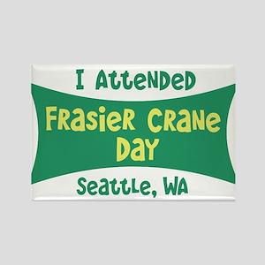 Frasier Crane Day Rectangle Magnet