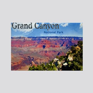 Grand Canyon NAtional Park Poster Magnets