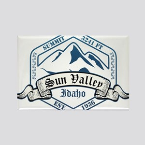Sun Valley Ski Resort Idaho Magnets