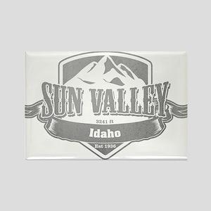 Sun Valley Idaho Ski Resort 5 Magnets