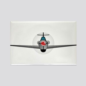 Old Style Fighter Aircraft Magnets