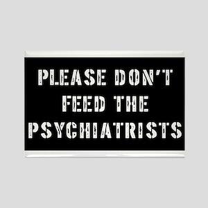 Psychiatrist Gift Rectangle Magnet