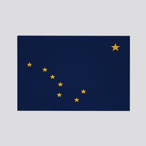 Flag of Alaska Magnets
