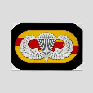 75th Ranger Airborne Rectangle Magnet