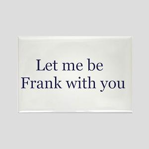 Frank Rectangle Magnet