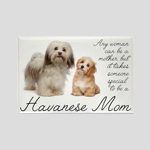 Havanese Mom Magnets