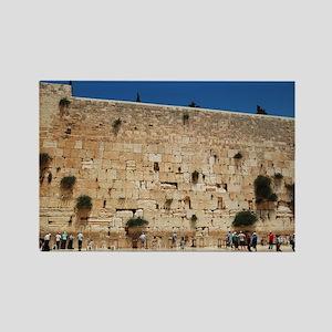 Western Wall (Kotel), Jerusalem, Israel Rectangle