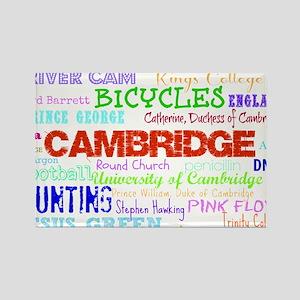 Cambridge Typography Magnets