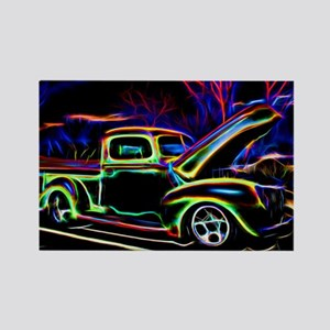 1940 Ford Pick up Truck Neon Magnets