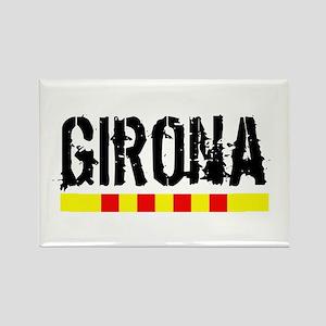 Catalunya: Girona Rectangle Magnet