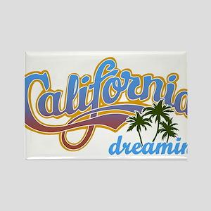 CALIFORNIA DREAMIN Magnets