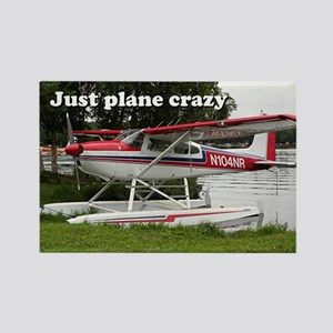 Just plane crazy: Cessna float plane, Alaska, USA