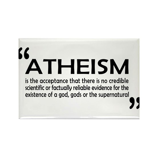 AFA Atheist Definition