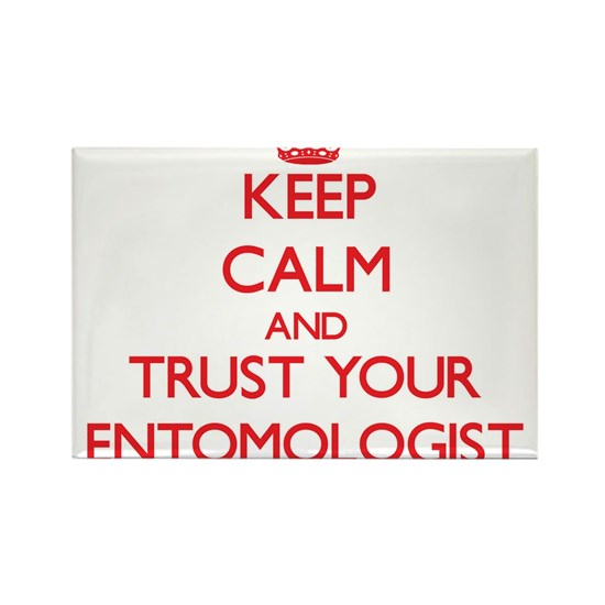 Keep Calm and trust your Entomologist