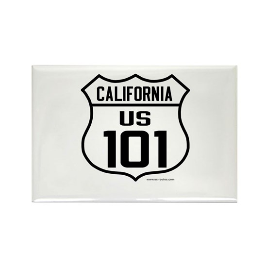 US Route 101 - California