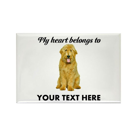 Personalized Goldendoodle