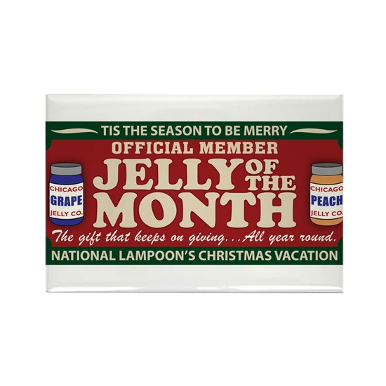 CHRISTMAS VACATION JELLY OF THE MONTH CLUB