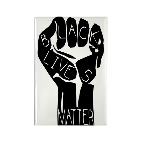 BLACK LIVES MATTER POWER FIST