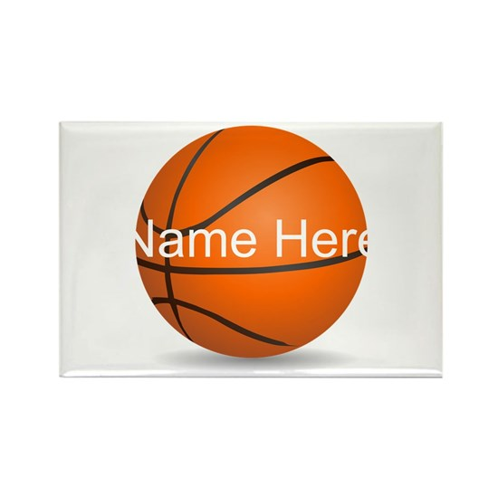 Personalized Basketball Ball