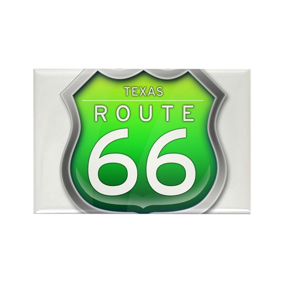 Texas Route 66 - Green