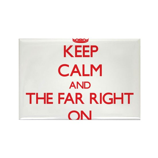 Keep Calm and The Far Right ON