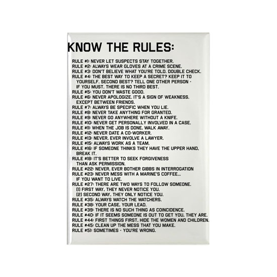 The Rules 02
