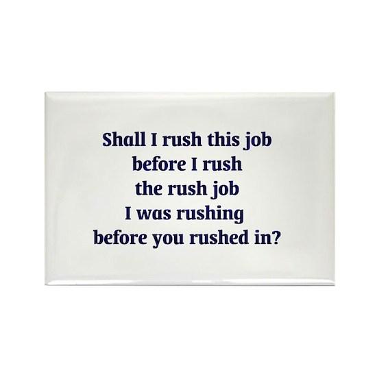 rushjob
