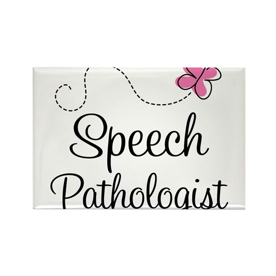 Speech Pathologist butterfly
