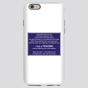 I Will Find You - You Will Do Y iPhone 6 Slim Case