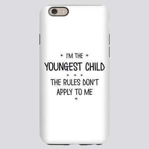 YOUNGEST CHILD 3 iPhone 6/6s Slim Case
