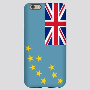 Tuvalu Flag iPhone 6 Slim Case