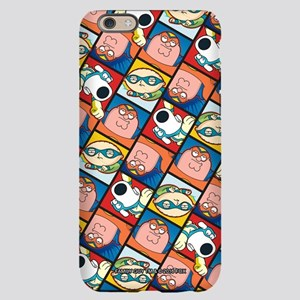 Family Guy Superheroes Patte iPhone 6/6s Slim Case