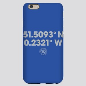 Queens Park Rangers Coordina iPhone 6/6s Slim Case