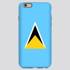 Saint Lucia Flag iPhone 6 Slim Case