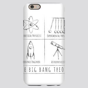 Big Bang Physicists & Engine iPhone 6/6s Slim Case