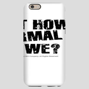 The Twilight Zone: Normal iPhone 6 Slim Case