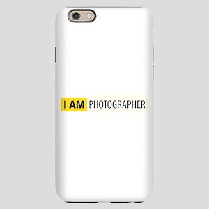 I AM PHOTOGRAPHER iPhone 6/6s Slim Case