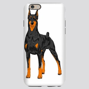 Doberman Pinscher iPhone 6 Slim Case
