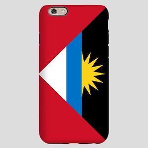 Antigua Barbuda Flag iPhone 6 Slim Case