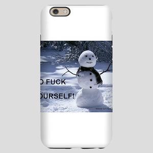 Snowman GFY iPhone 6 Slim Case