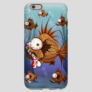Psycho Fish Piranha iPhone 6/6s Slim Case