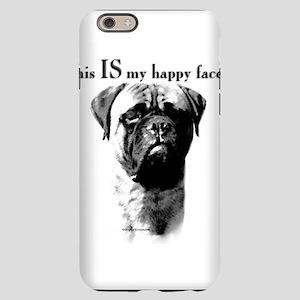 Bullmastiff Happy Face iPhone 6 Slim Case