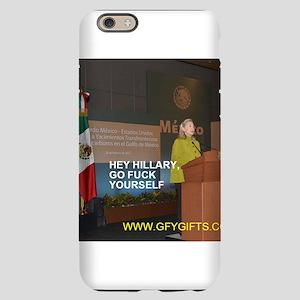GFY Hillary Clinton iPhone 6 Slim Case