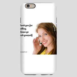 GFY Call Center Girl iPhone 6 Slim Case
